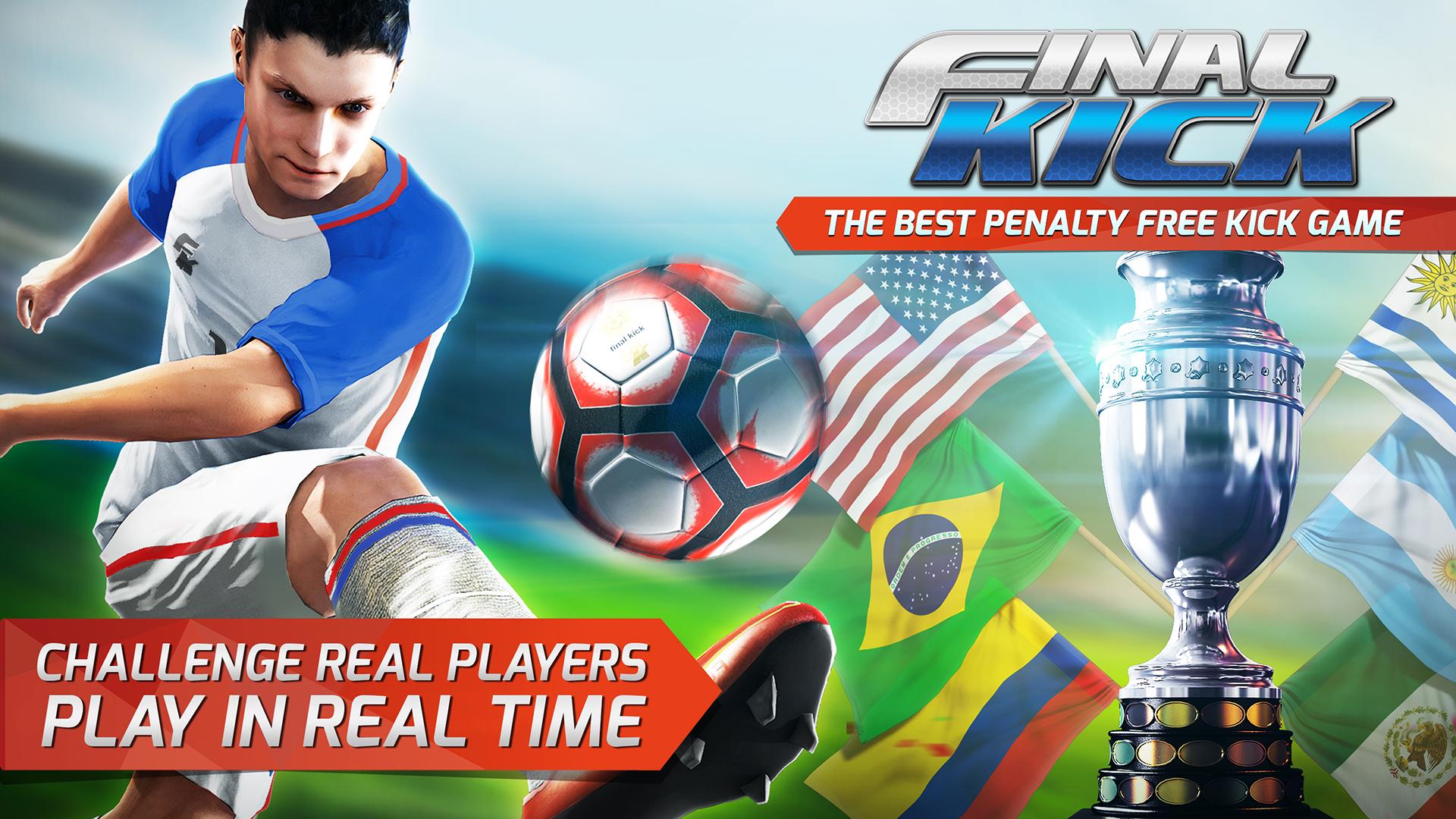 Final Kick: Online football screenshot 11