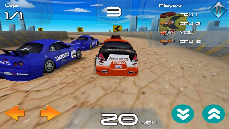 High Speed : Car Racing screenshot-3