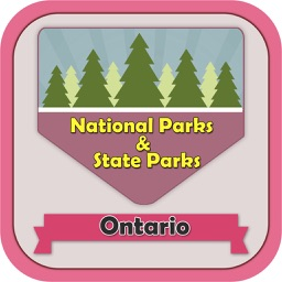 Ontario - State Parks & National Parks