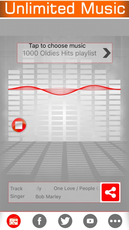 Oldies songs mega music hits radio player - The Absolute retro stations by  Gil Fibi shtra