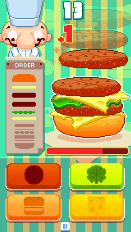 Feed'em Burger screenshot-0