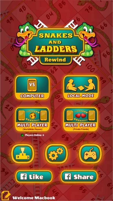 Snakes & Ladders Rewind på PC