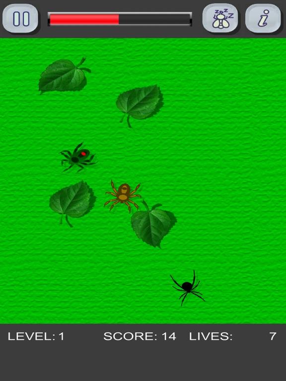 Скачать Убей пауков! Только не трогай