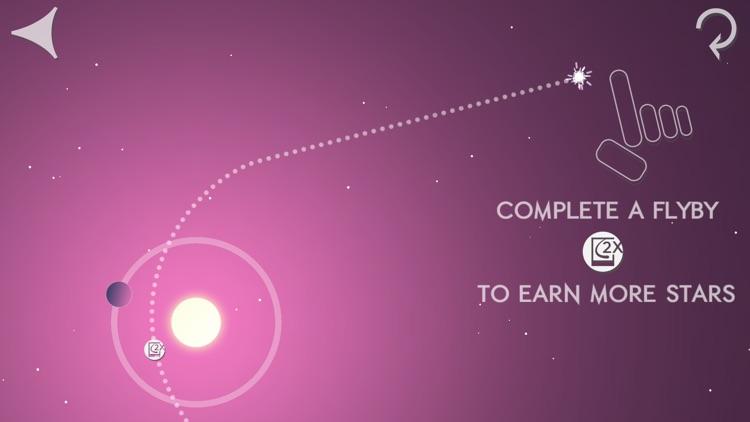 Orbit Path - Space Physics Game screenshot-3