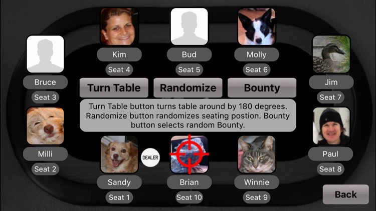 Poker Blinds Timer