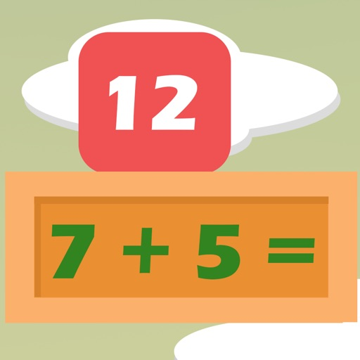 Math box - learn addition and subtraction game for kids