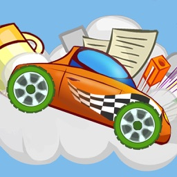 Smashy Office Race - Extreme car racing simulator Game