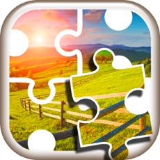 Activities of Nature Jigsaw Puzzles – Beautiful Landscape Picture Puzzle Games for Brain