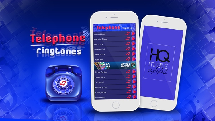 Candlestick phone ringtone