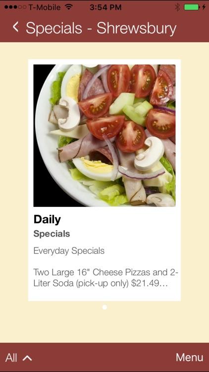Sal's Pizza - Shrewsbury PA screenshot-3