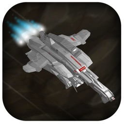 3D Space-Craft Tunnel Force - A Rocket Universe Hovercraft Tunnel Twist