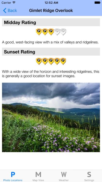 Pixavego - Shenandoah National Park Edition screenshot-3