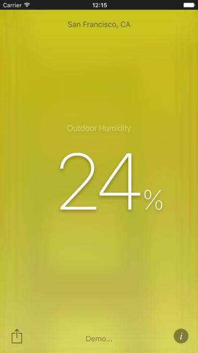 Humidity Appのおすすめ画像2