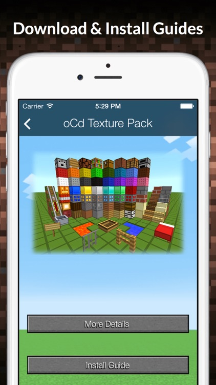 Texture Packs Plus - Guide for Minecraft