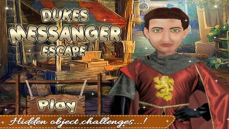 Escape of Dukes Messenger - Hidden Object