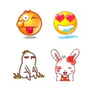 Kmoji - Emoji动态表情,GIF表情,聊天必备表情包