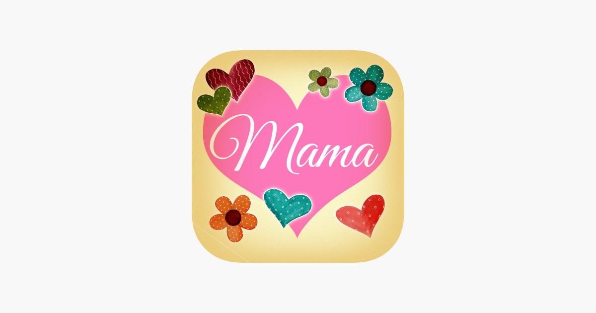 Muttertag - Grüße & Zitate für die beste Mama der Welt im App Store
