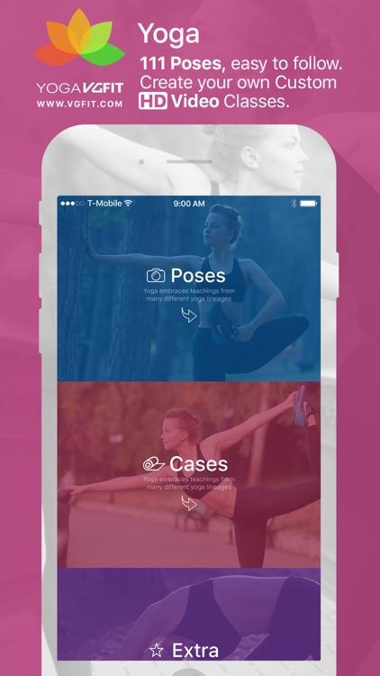 Yoga - Poses & Classes screenshot-4