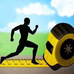 Run Tracker : Walk / Run in Map and Keep History .