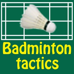 Badminton strategy board