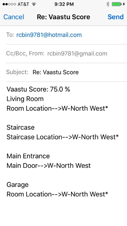 Vaastu Score screenshot-2