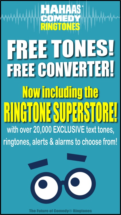 Ringtone Converter - Make Unlimited Free Ringtones, Text Tones, Alerts & Alarms From Your Music screenshot-0