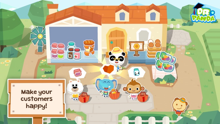 Dr. Panda Farm screenshot-4