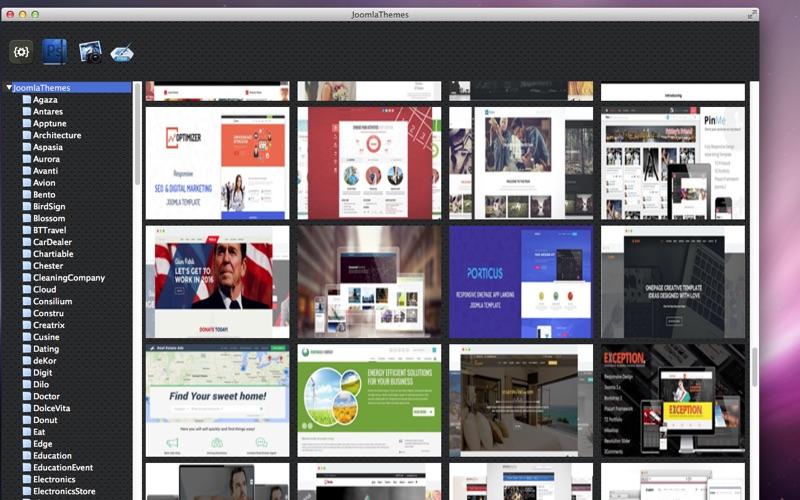 JoomlaThemes screenshot 3
