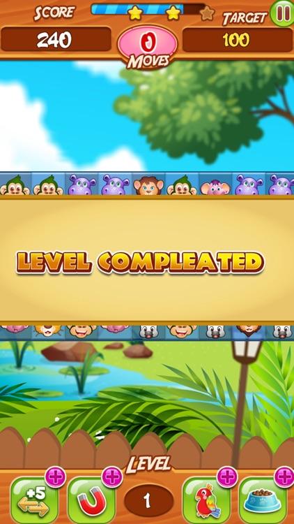 Zoo Mania - Match 3 screenshot-3