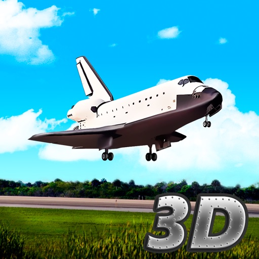 space shuttle landing simulator pc - photo #40