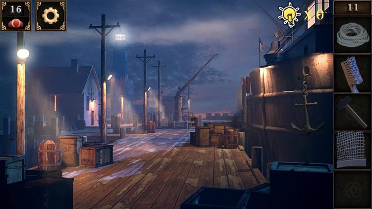 密室逃脱官方系列6:皇家侦探 - 史上最坑爹的越狱密室逃亡解谜益智游戏 screenshot-3
