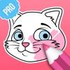 猫图片 - 著色本 PRO