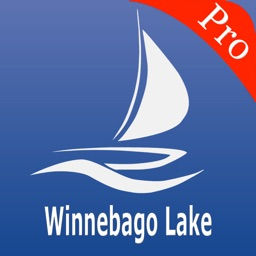 Lake Winnebago Nautical charts pro