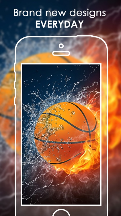 Basketball Wallpapers | Download Free Backgrounds screenshot-4