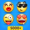 5000+ Emoji New - 3D Animated Emoticons Ranking