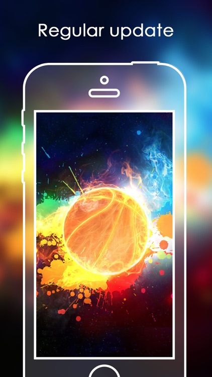 Basketball Wallpapers | Download Free Backgrounds screenshot-3