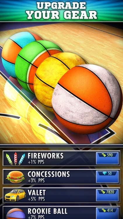 Basketball Clicker screenshot-3