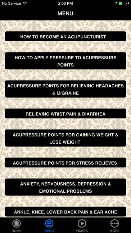 Easy Acupressure Treatment Guide For Your Pain Body - Learn How To Start Control Your Pains screenshot-4