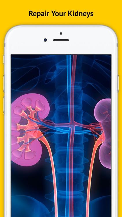 Repair Your Kidneys Naturally