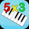 Math Music – Play Piano & Count - Alessandro Benedettini