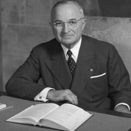 Harry S.Truman Biography and Quotes: Life with Documentary and Speech Video