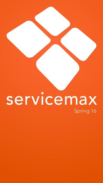 ServiceMax Spring 16 für iPhoneScreenshot von 1