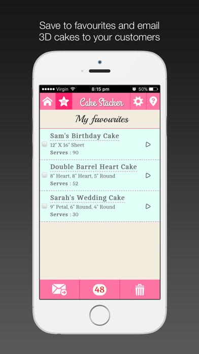Cake Stacker Screenshot