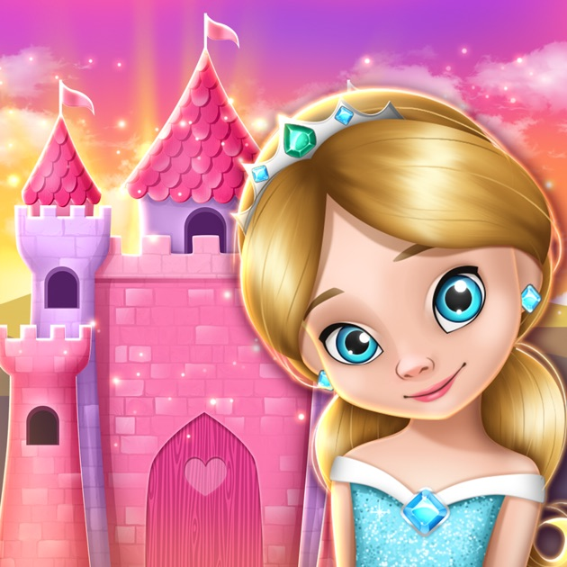 Princess doll house games design and decorate your own Design your own home app