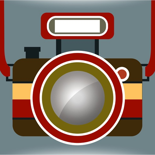 Vintage 8mm camera lab plus photo correction editor for smooth retro retouch & selfie picture recolour iOS App