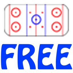 Ice hockey strategy board free version
