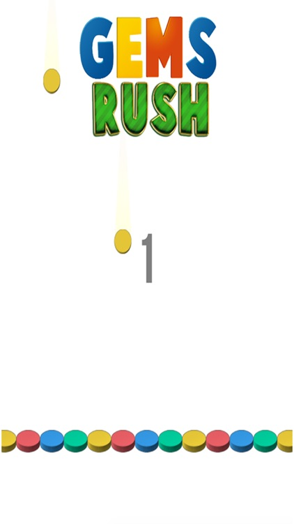 Gems Rush - Free fun Puzzle Game screenshot-0