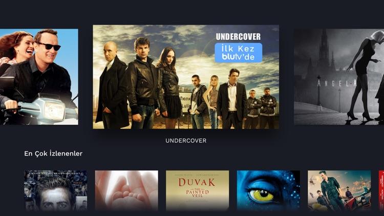 BluTV for TV for Apple TV by BLUTV ILETISIM VE DIJITAL YAYIN