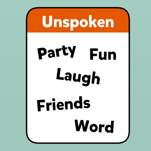 Unspoken Word Game - Charades Like Party Game