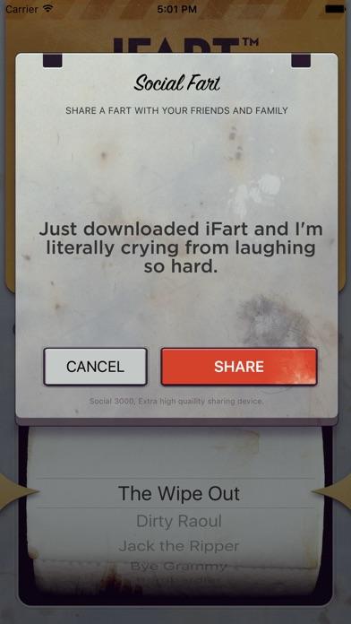 iFart - The Original Fart Sounds App app image